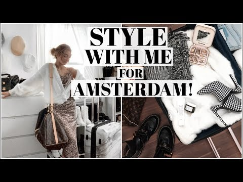 MY FOLLOWERS HELP STYLE MY OUTFITS | Style with me!