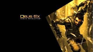 Michael McCann - Deus Ex: Human Revolution Main Menu