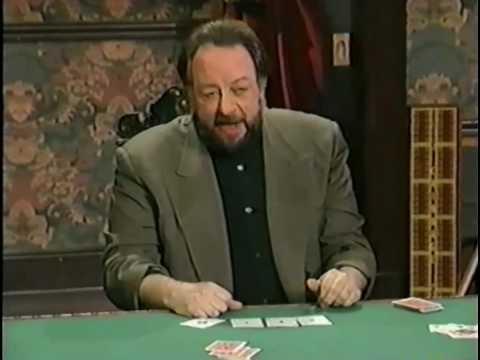 Ricky Jay -- False Dealing