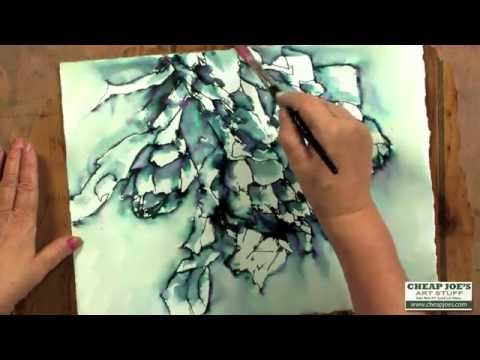 How To Use the Elegant Writer Calligraphy Marker with Artist Karlyn Holman