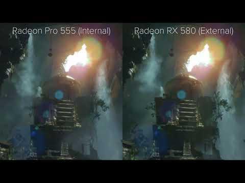 eGPU: How an external graphics card can boost Mac