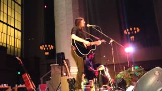 Watch Sera Cahoone Shakin Hands video