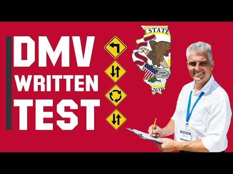 Illinois DMV Written Test 2021 (60 Questions with Explained Answers)