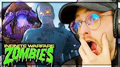 Le MODE EXTINCTION & ZOMBIE sur UNE MÊME MAP! 😍 (Retour Zombies Infinite Warfare Beast From Beyond)