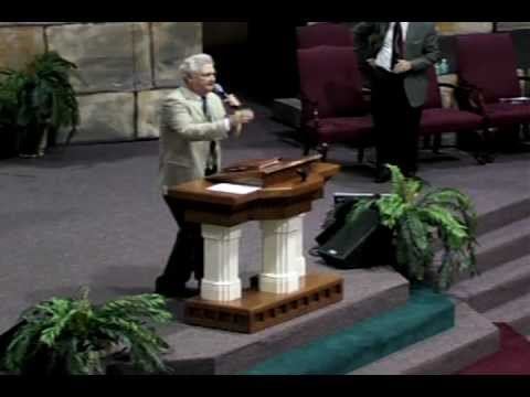 """Choose Jesus Christ as Lord"" – Pastor Brian Kinsey – 11/23/2010"