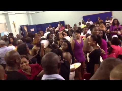Guine-Bissau em Londres - East London City/UK 08/09/2012