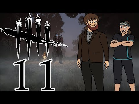 Dead by Daylight: Adam Is Pissy About Everything | Part 11 | Ark Thompson & Friends
