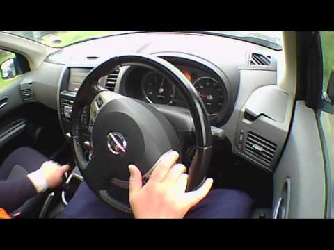 2008 NISSAN X-TRAIL SPORT 2.0 Diesel Review (Not Top Gear) EXCLUSIVE.