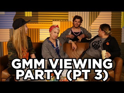 Download Youtube: Chase Wears A Bra   GMM Viewing Party Part 3
