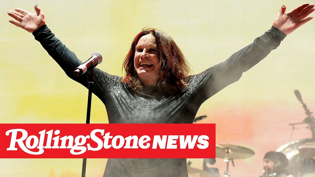 Hear Ozzy Osbourne's First Solo Track in Almost a Decade | RS News 11/8/19