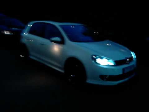 golf 6 highline 2010 coming home leaving home youtube