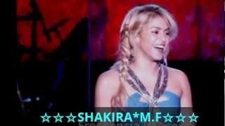 SHAKIRA En Barranquilla Me Quedo - Latin Grammy *M.F☆☆☆