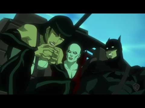 "Batman in ""Justice League Dark"" (film)."