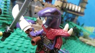 LEGO Ninjago : The Anacondrai Story - Tales of Sensei Wu 6