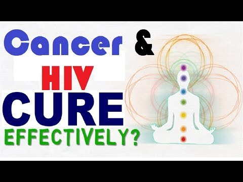 Cure cancer & HIV with powerful energy & thought