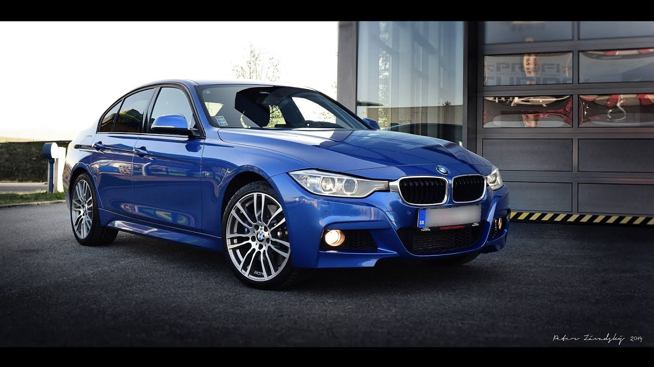 bmw 335xd f30 profituning 435hp 840nm 0 200km h. Black Bedroom Furniture Sets. Home Design Ideas