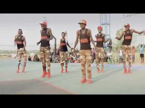South Sudan Video Dance by Crazy Fox Ana Gaid 2017