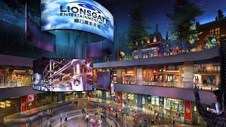 Lionsgate Entertainment World: park promo