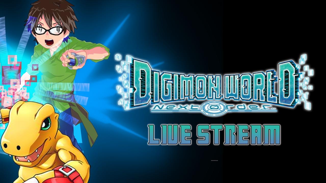 Digimon Stream