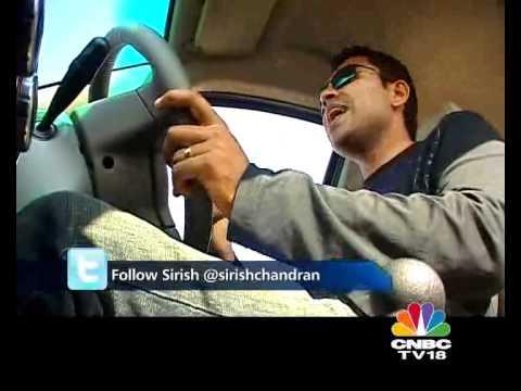 CNBC-TV18: OVERDRIVE-19 FEB 2011 SEG 1 - Maruti SX4 Diesel & TVS Apache ABS
