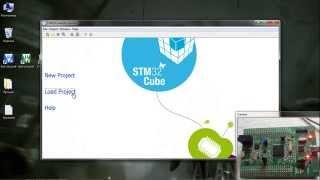 HAL Урок 2: Мигание светодиодом на HAL с помощью Cube