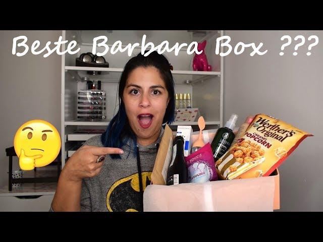 Unboxing Barbara Box l Wieder ein Flop ?