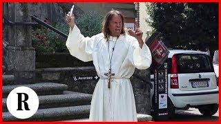 Inchiesta affidi, a Bibbiano arriva il sedicente esorcista