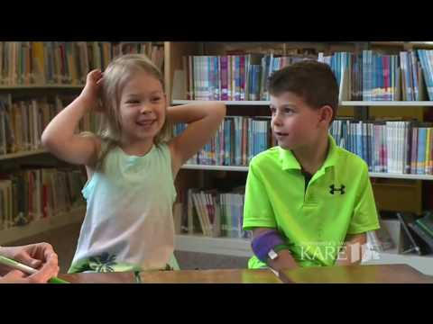 BTN11: Kindergarteners at The Breck School tell us about true 'friends'