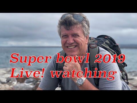 SUPER BOWL 2019 LIVE❗️Watching