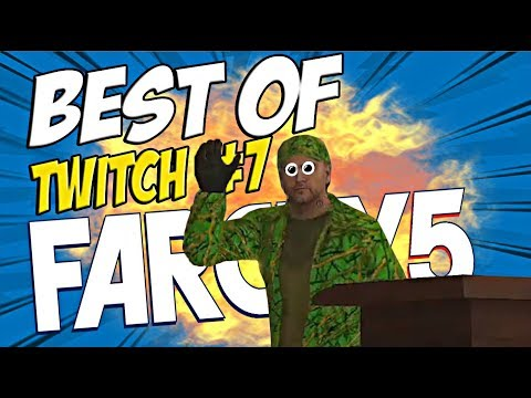BEST OF TWITCH #7 Far Cry 5 Hilarious Moments ? thumbnail