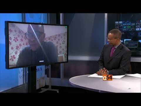 Vincent Makori Speaks with Bank Anthony Okoroafor about the West African Oil Conference