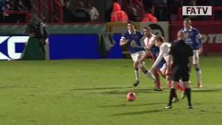 Video Gol Pertandingan Stevenage vs Everton