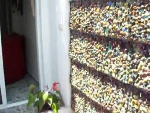 Muro lloron y casa youtube - Muro de agua ...