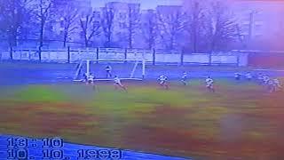 Финальный Турнир Первенства Московской области среди юношей 1982г (10 октября 1998г.).