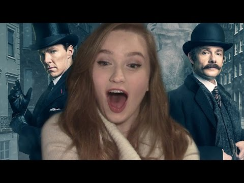DRUNK REACTION | Sherlock | The Abominable Bride