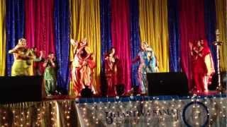 Sukhmani folk club giddha newzealand