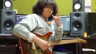 기타리스트 양태환 송골매-세상모르고 살았노라(아빠 보컬)