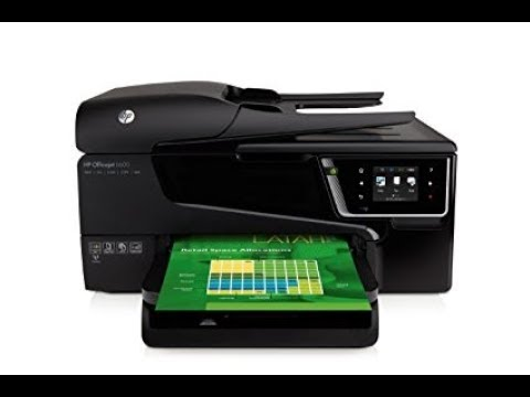 Hp Officejet 6600 - How To Clean Printhead- Printhead failure-Not Printing Black/ Color-⬇️Link Below