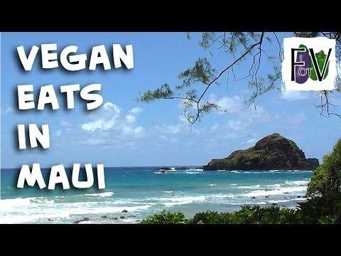 Vegan in Maui