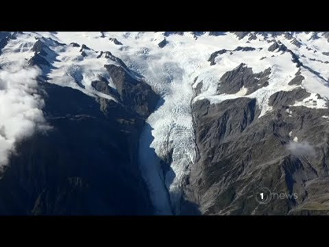 Scientists take to the air to survey ice and snow of South Island glaciers