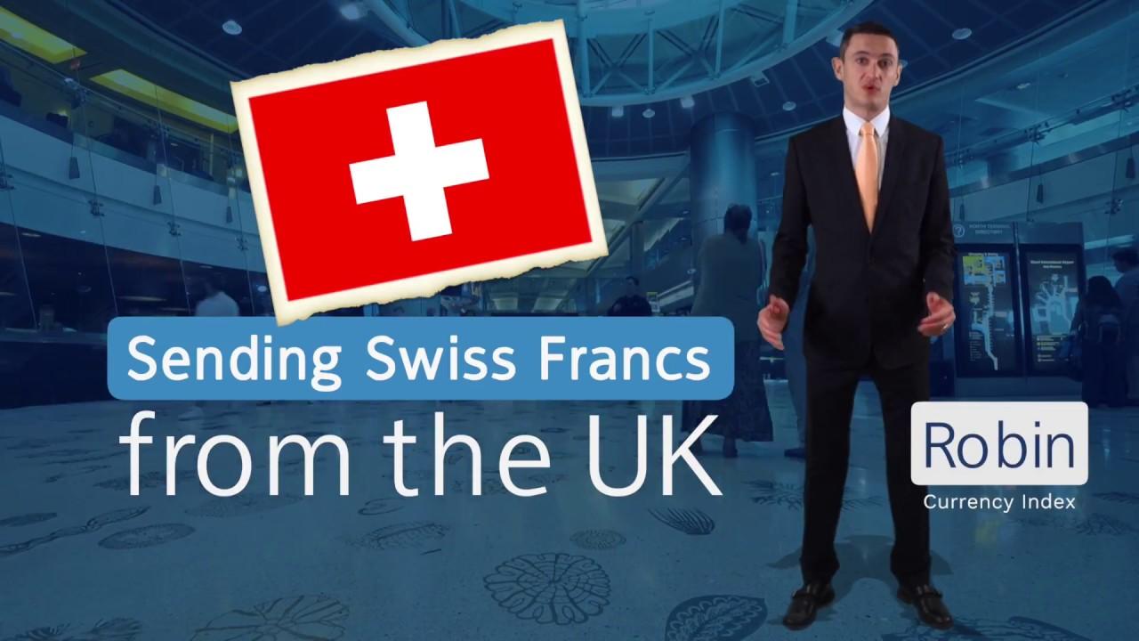 Send Money To Switzerland Currency Index