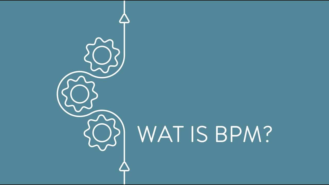 Wat Is Bpm I Business Process Management In 2 Minuten Youtube