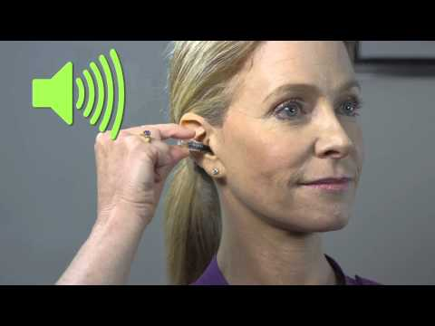 Adjust Lyric Hearing Aids Using the SoundLync