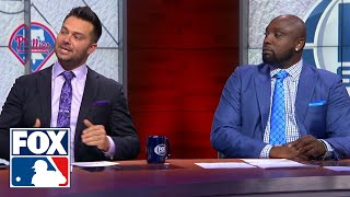 Dontrelle Willis and Nick Swisher react to the Brewers clinching a playoff spot | MLB WHIPAROUND