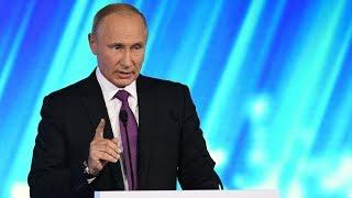 """Putin: """"Es dudoso que se pueda detener a Pionyang con un solo ataque"""""""
