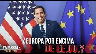 GUAIDÓ INCLINADO HACIA EUROPA | PARTE 4 | AGÁRRATE | FACTORES DE PODER
