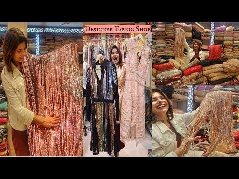 designer-fabrics-wholesale-shop-in-lajpat-nagar-market- -buy-designer-clothes-at-cheap