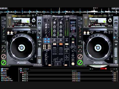 virtual dj pro video mixing