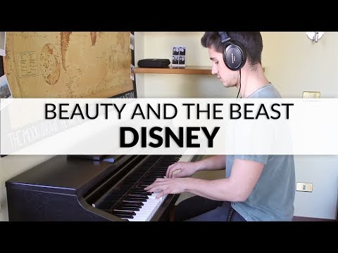 Thumbnail: Disney - Beauty And The Beast (Ariana Grande and John Legend) | Piano Cover