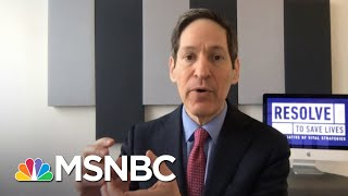 Fmr. CDC Dir. On States Easing Restrictions | Stephanie Ruhle | MSNBC